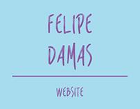 Felipe Damas | Website