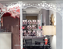 KOHLER SCALAMANDRÉ WINDOW DISPLAY