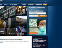 Misc. Heritage Foundation Projects