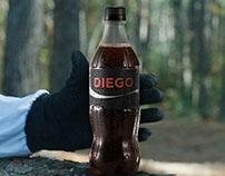 Coca Cola Zero Nombres