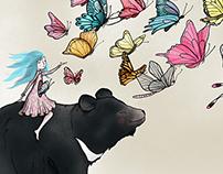 Let your Butterflies go....