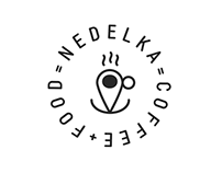 NEDELKA – Coffee+Food Identity Concept