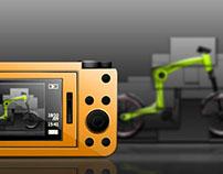 Digital Polaroid Camera