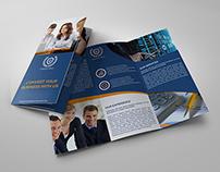 Company Brochure Tri-Fold Brochure Vol.14