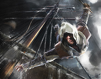 Assassin's Creed - Falling down