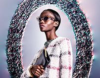 Niki Pauls // KaDeWe 2014 | Electric Bloom