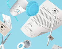 Gravity Stationery for Pixeden