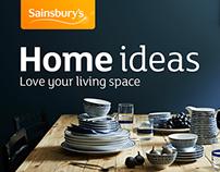 Sainsbury's: Home ideas