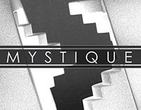 """MYSTIQUE"" form study"