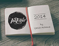 INKTOBER 2014 PROJECT