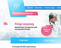 Betania - Web Design & Development