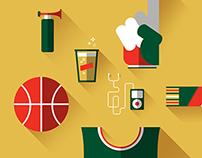 Basketball Supporter Essentials