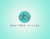 Oak Tree Villas Branding