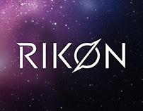 Rikon logo design