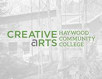 CREATIVE ARTS AT HAYWOOD COMMUNITY COLLEGE