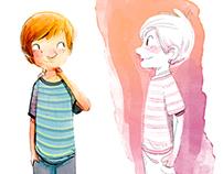 Character designs (II)
