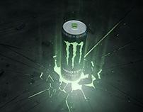 Monster Energy CGI