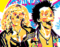 Bodies - Sid and Nancy