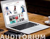 Auditorium Parco della Musica - Restyling Website