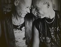Portrait   The rock-Twins