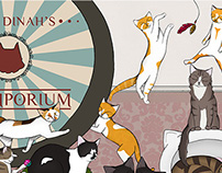 Lady Dinah's Cat Emporium - Merchandise