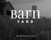 Barn Yard Smokehouse