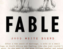 Fable Wines Packaging