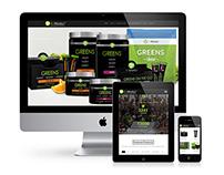 Reveal ~ It Works! Website Design