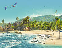 J7 Paradise island