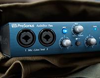 PreSonus AudioBox i Series Interfaces