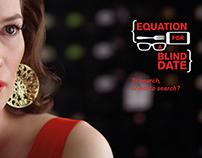 EQUATION FOR A BLIND DATE FILM BRANDING