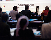 Unesco 38th Session of World Heritage Committee, Qatar