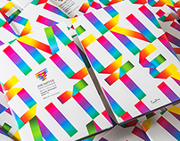 Visual Identity of Taiwan Designers' Week 2014