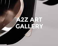 A2Z Art Gallery - Opening Invitation