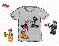 LEGO & DISNEY FAN ART