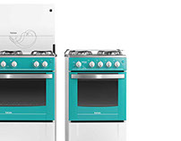 Waves - Home Appliance - Cooker
