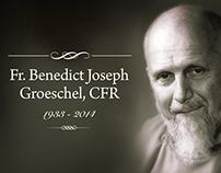 Funeral Opener, Fr. Benedict, CFR