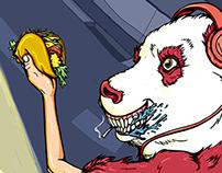 Marsova the Panda, Taco King