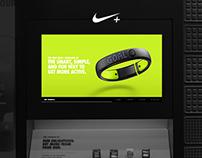 Nike+ Fuelband SE Touchscreen