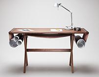 Oscar Desk by Giorgio Bonaguro