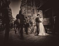 Wedding at Budapest
