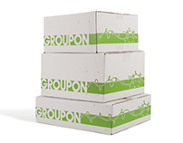 Groupon Goods Holiday 2013 Packaging