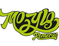 MoyLo Remeras - Lettering