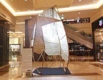 Ketupat - Art Installation