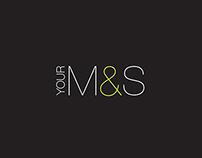 M&S - Modern Trend Living Room
