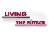 """Namings para campaña """"Living the fútbol"""" de LG"""