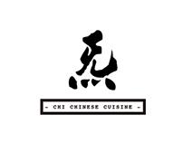 Chi / Chinese Cuisine Menu Design