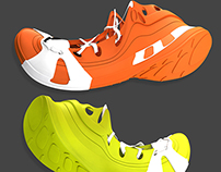 axis SHOES