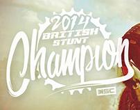 British Stunt Champion logo