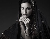 Indian Bride : Woman, becoming